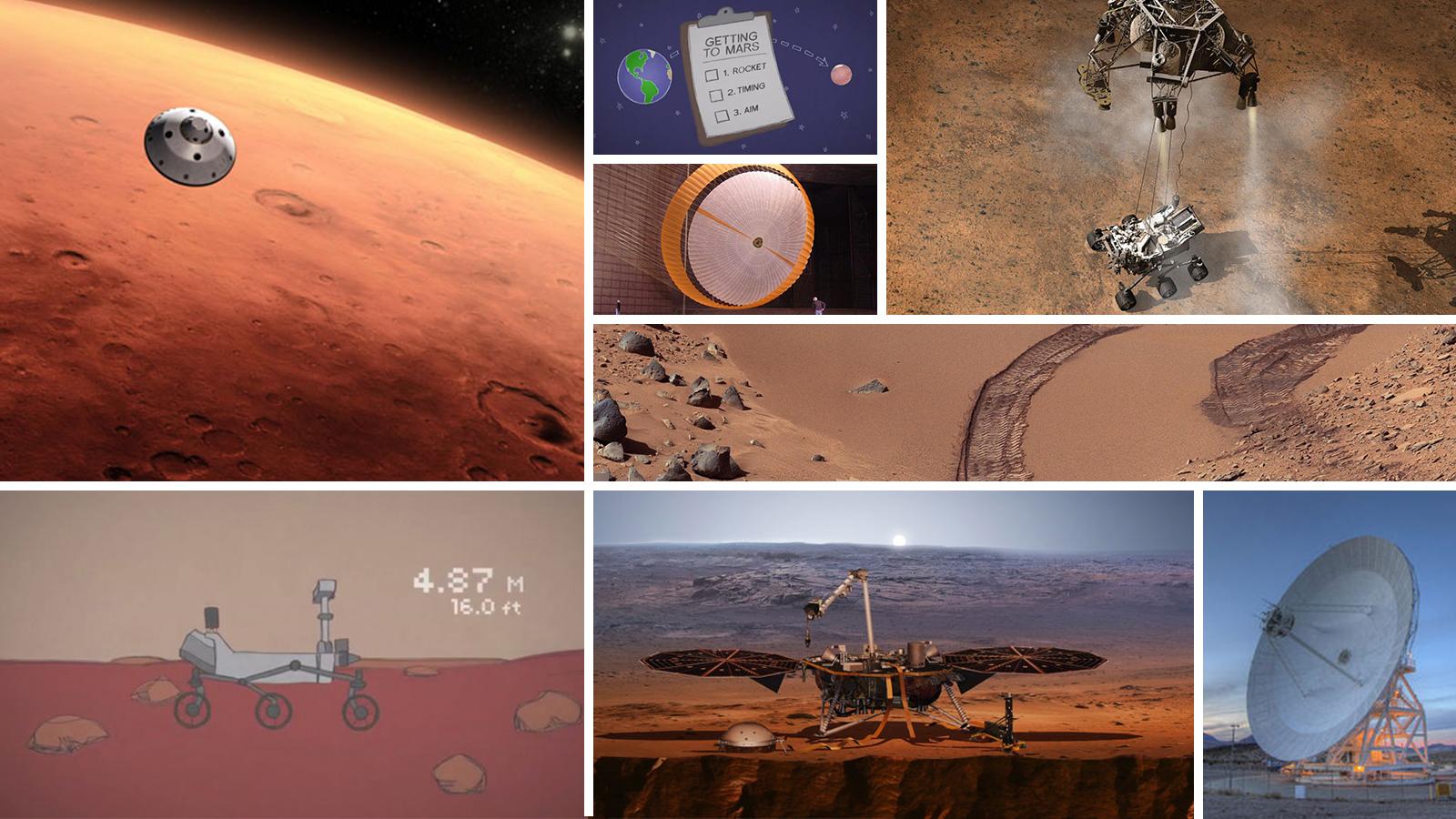 Mission to Mars Unit Activity | NASA/JPL Edu