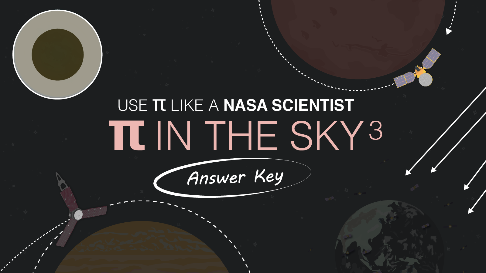 NASA Pi Day Challenge Answer Key