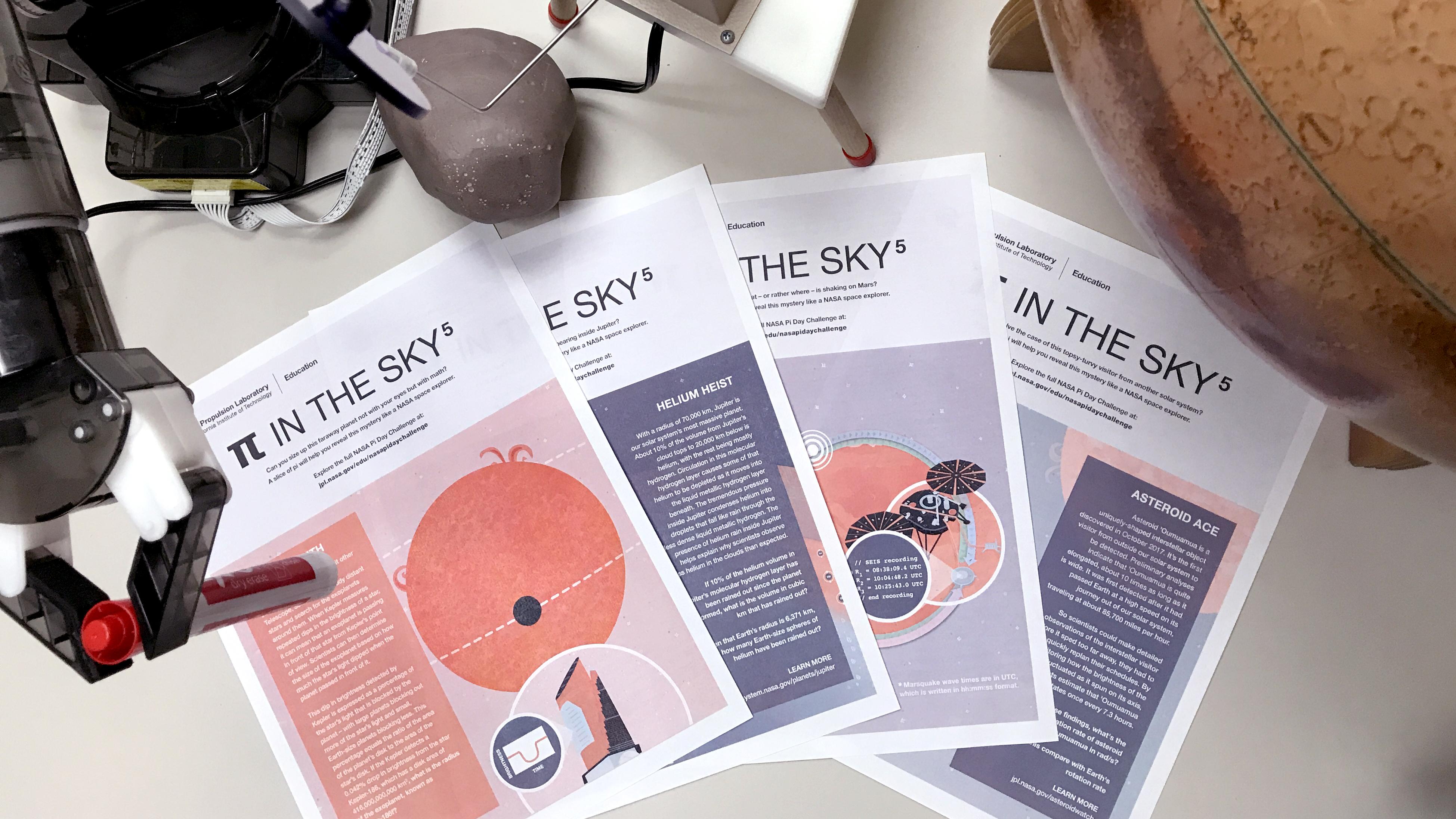 Pi in the Sky 5