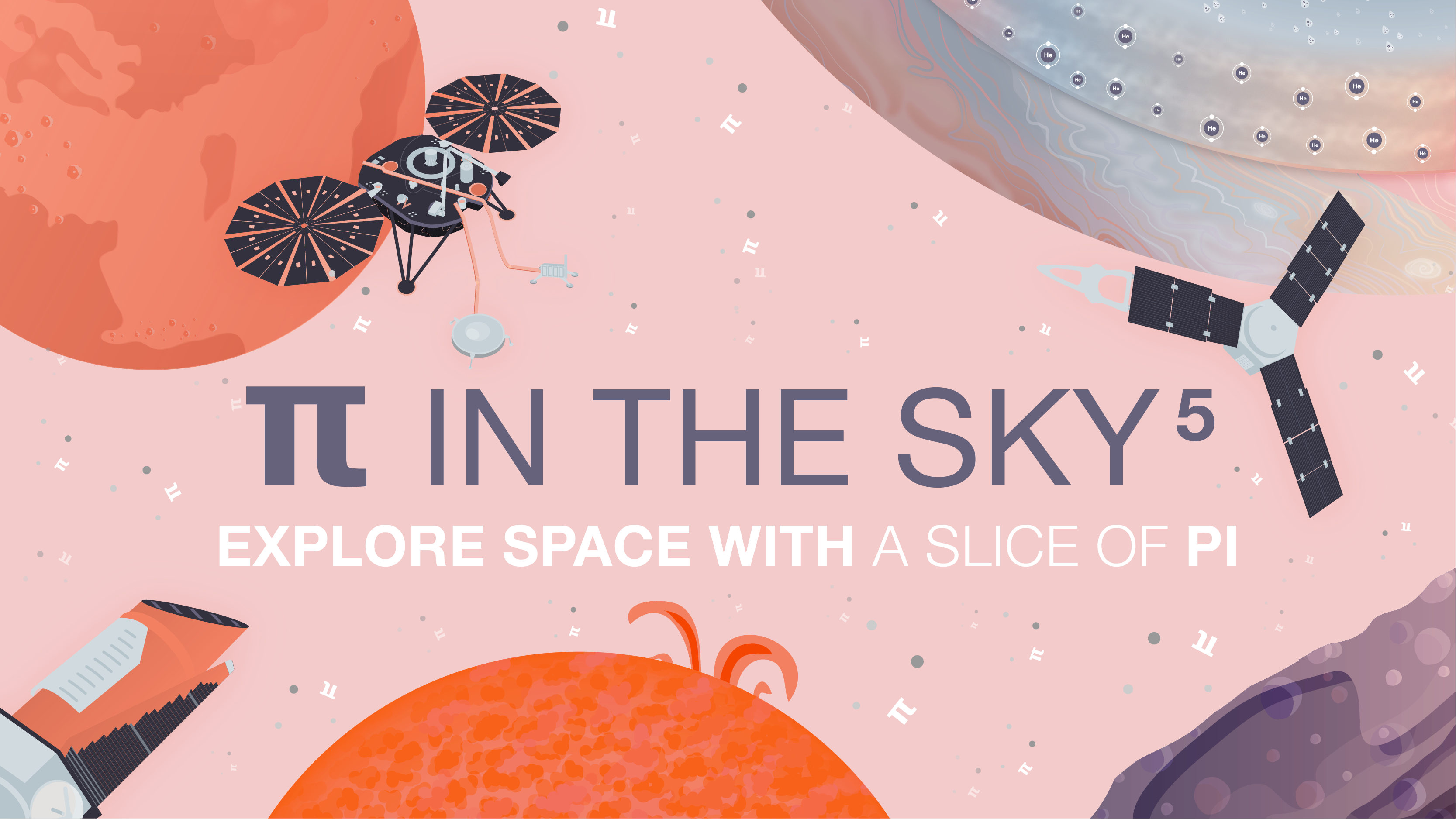Pi Day: Celebrate Pi Day With NASA Public Event