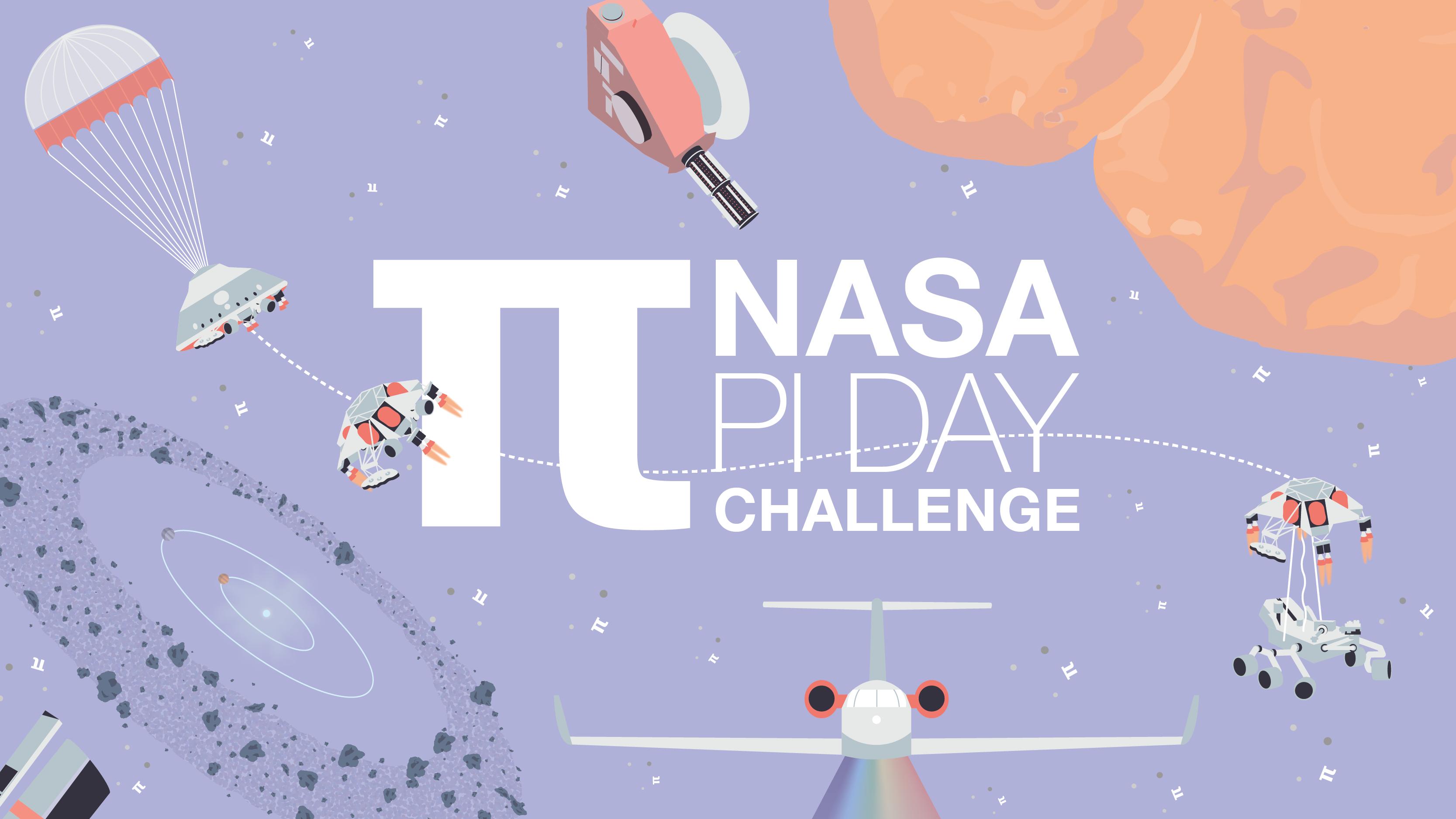 The NASA Pi Day Challenge