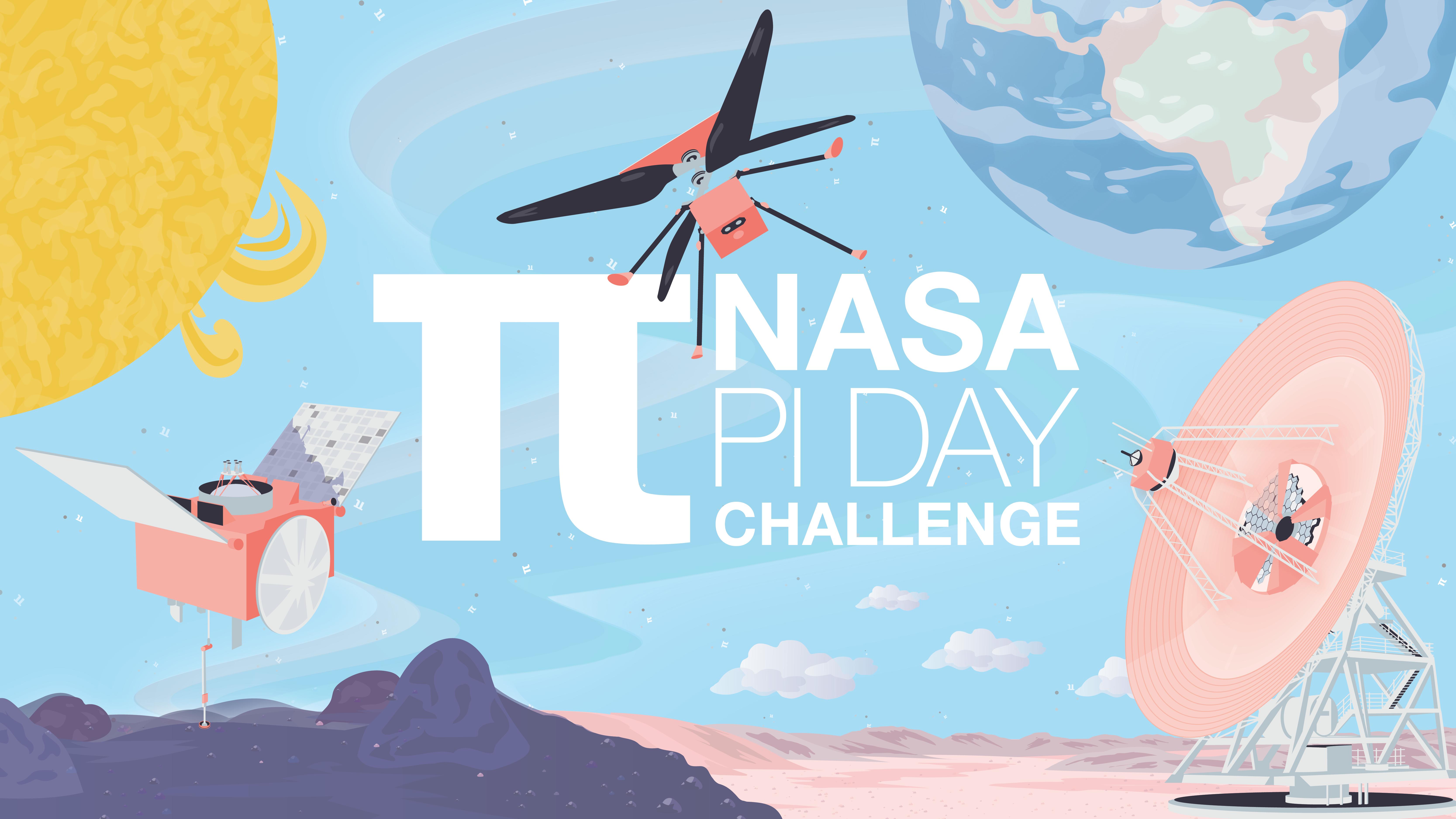 Student Slideshow: NASA Pi Day Challenge
