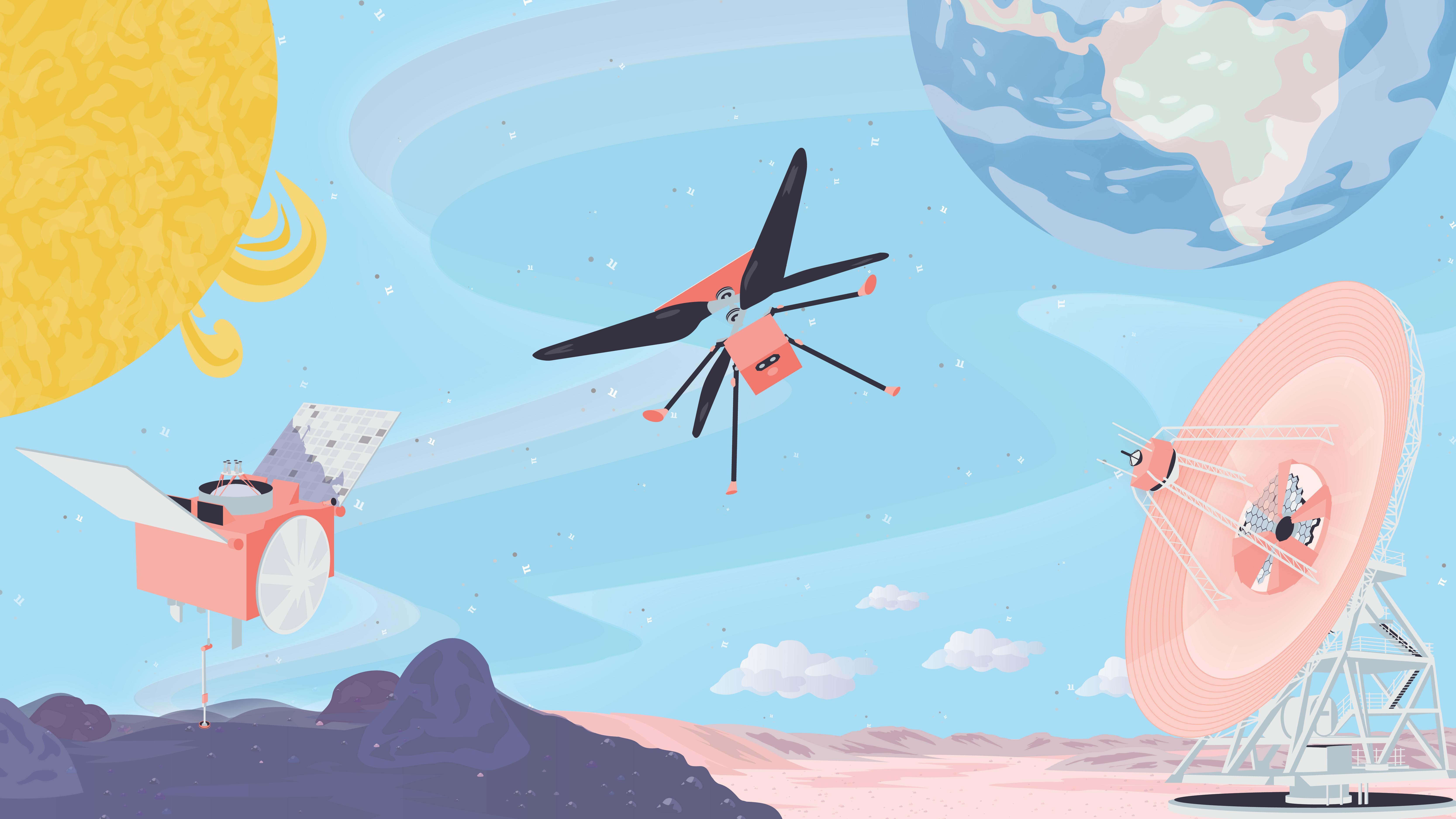 Teachable Moment: Take Math to Mars and Beyond With NASA's Pi Day Challenge