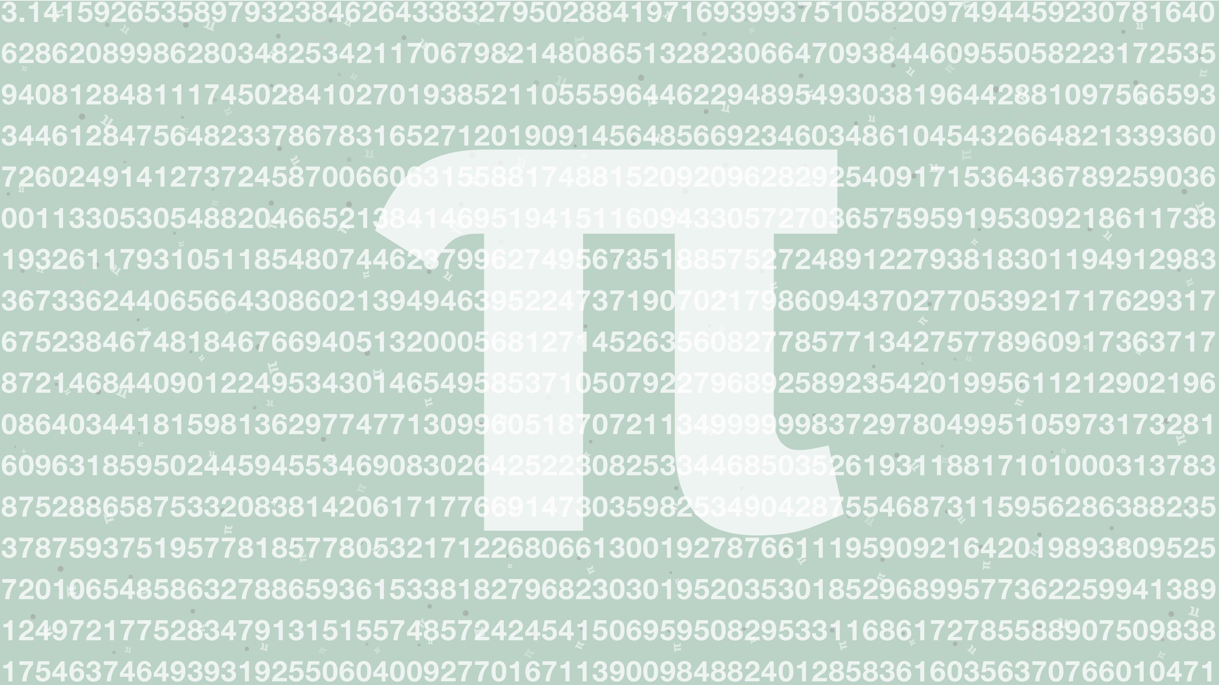 Blog: How Many Decimals of Pi Do We Really Need?