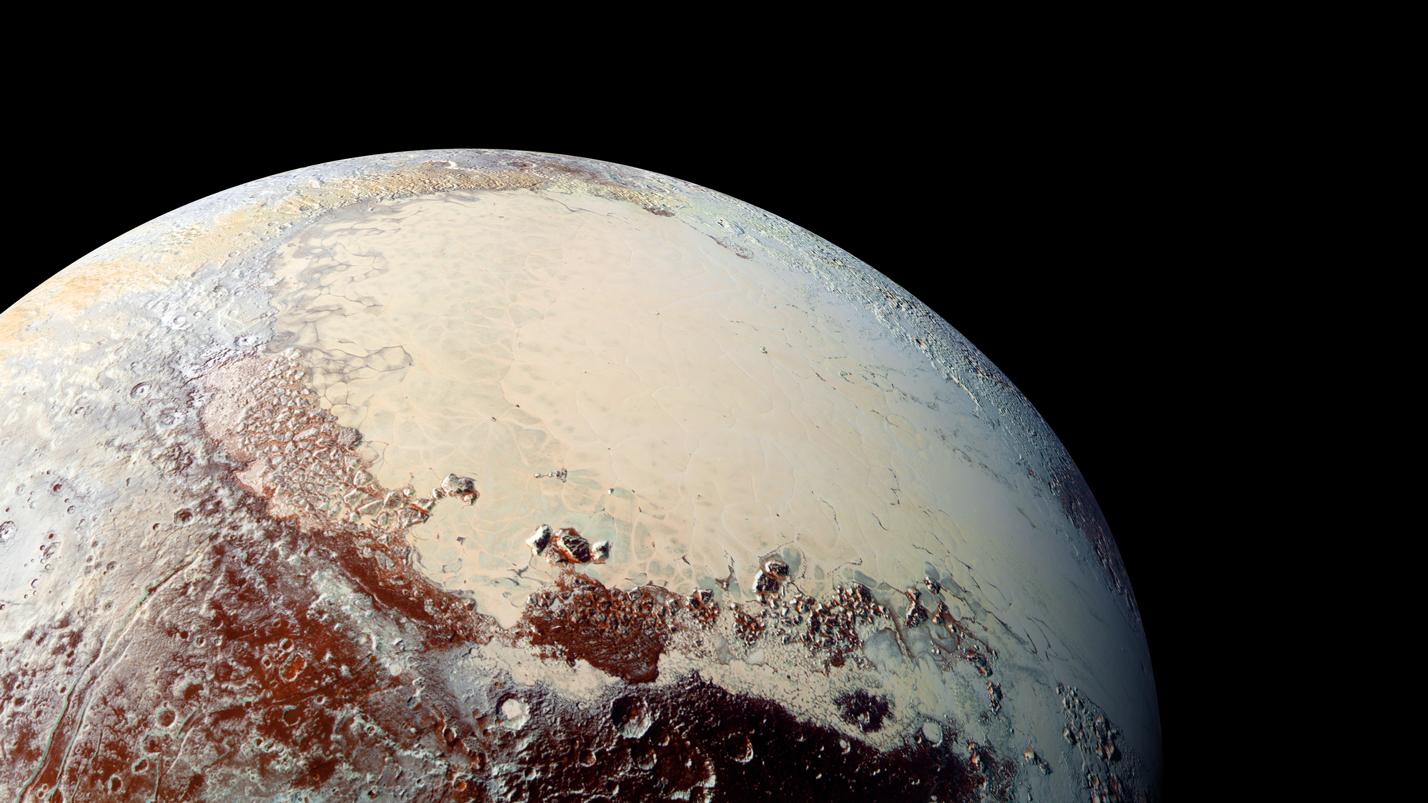 Sizing Up Pluto Activity