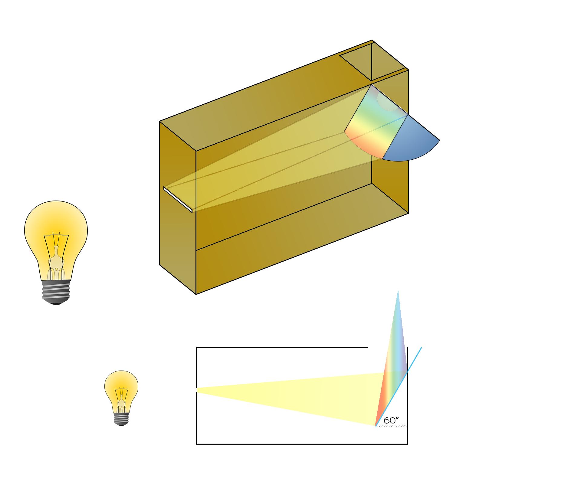 spectrometer diagram