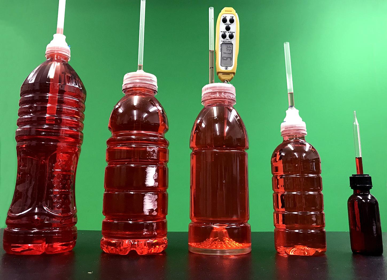 bottle configurations