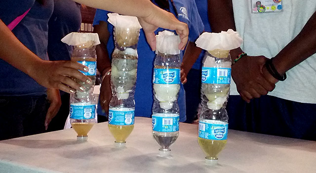 Water Filtration Challenge Activity Nasa Jpl Edu