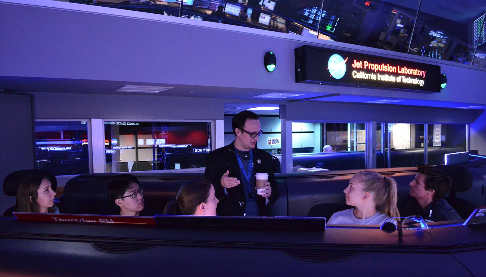 Saturn Mission's Last Class of Summer Interns - Meet JPL ...