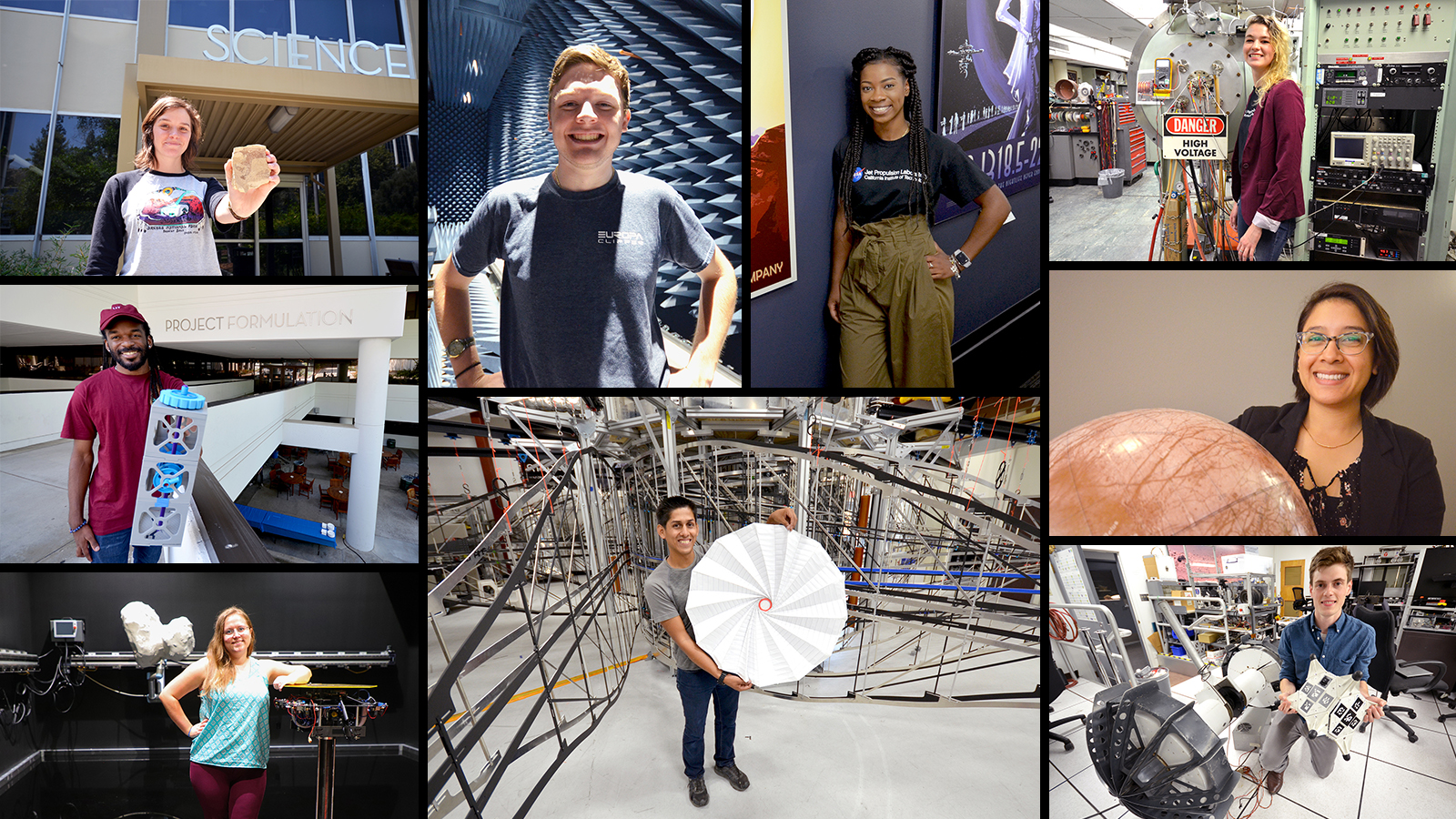 Meet JPL Interns blog