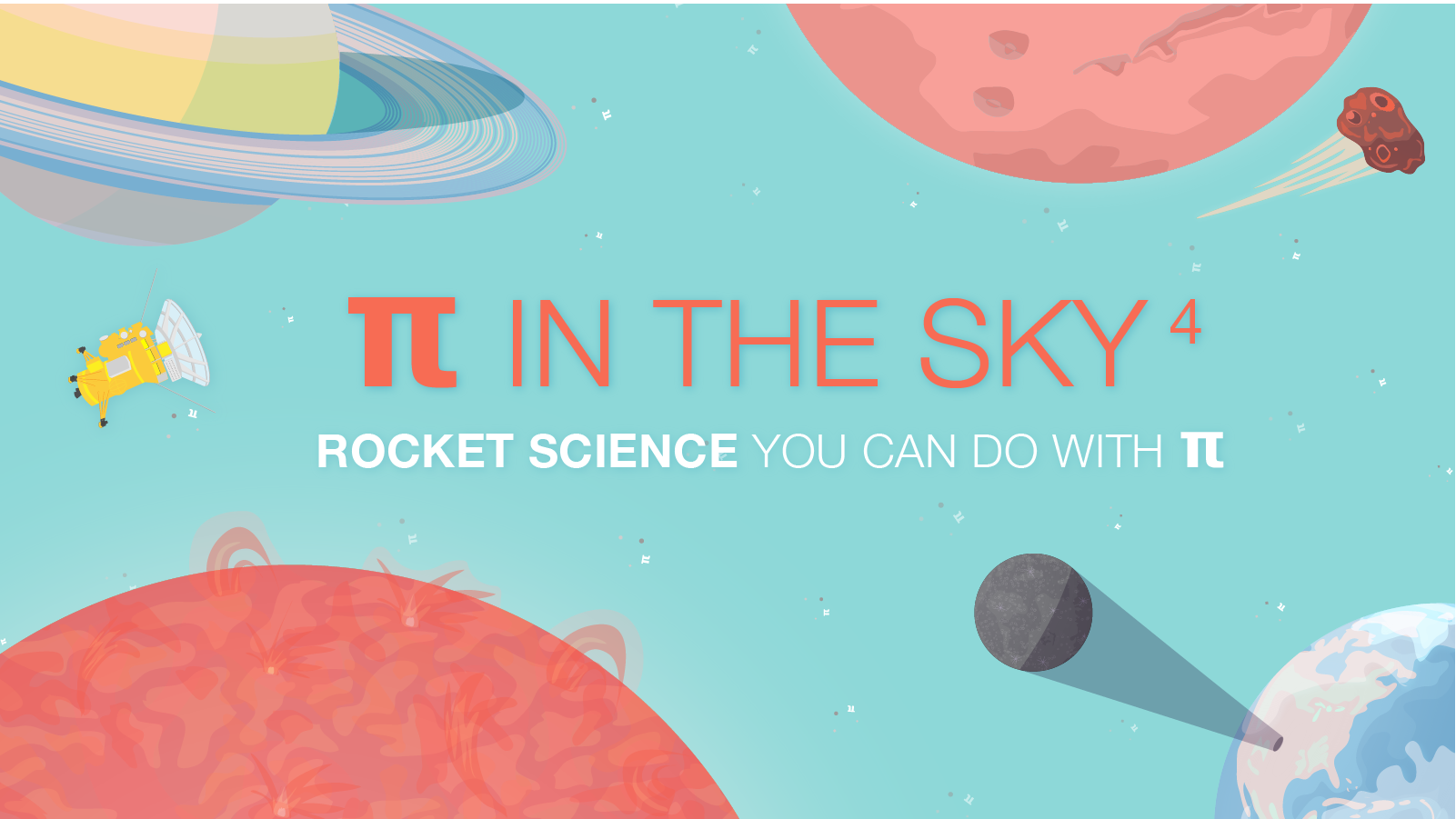 Celebrate Pi Day Like a NASA Rocket Scientist - Teachable Moments ...