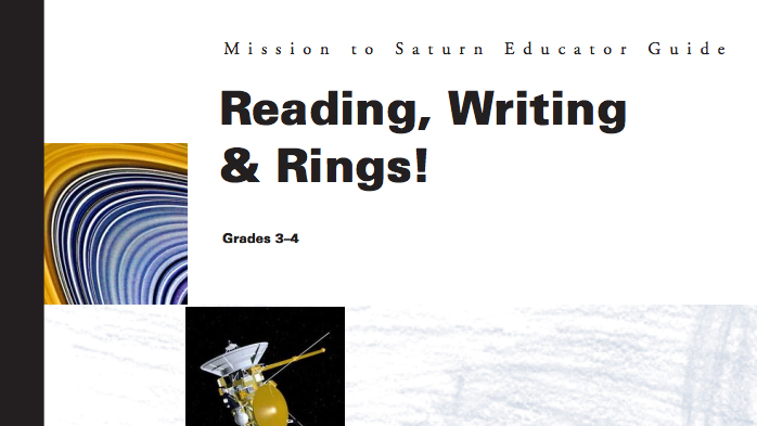 Reading, Writing and Rings Activities