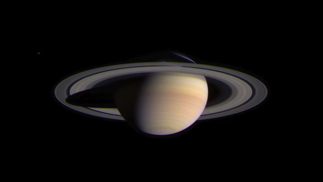 Saturn Postcards