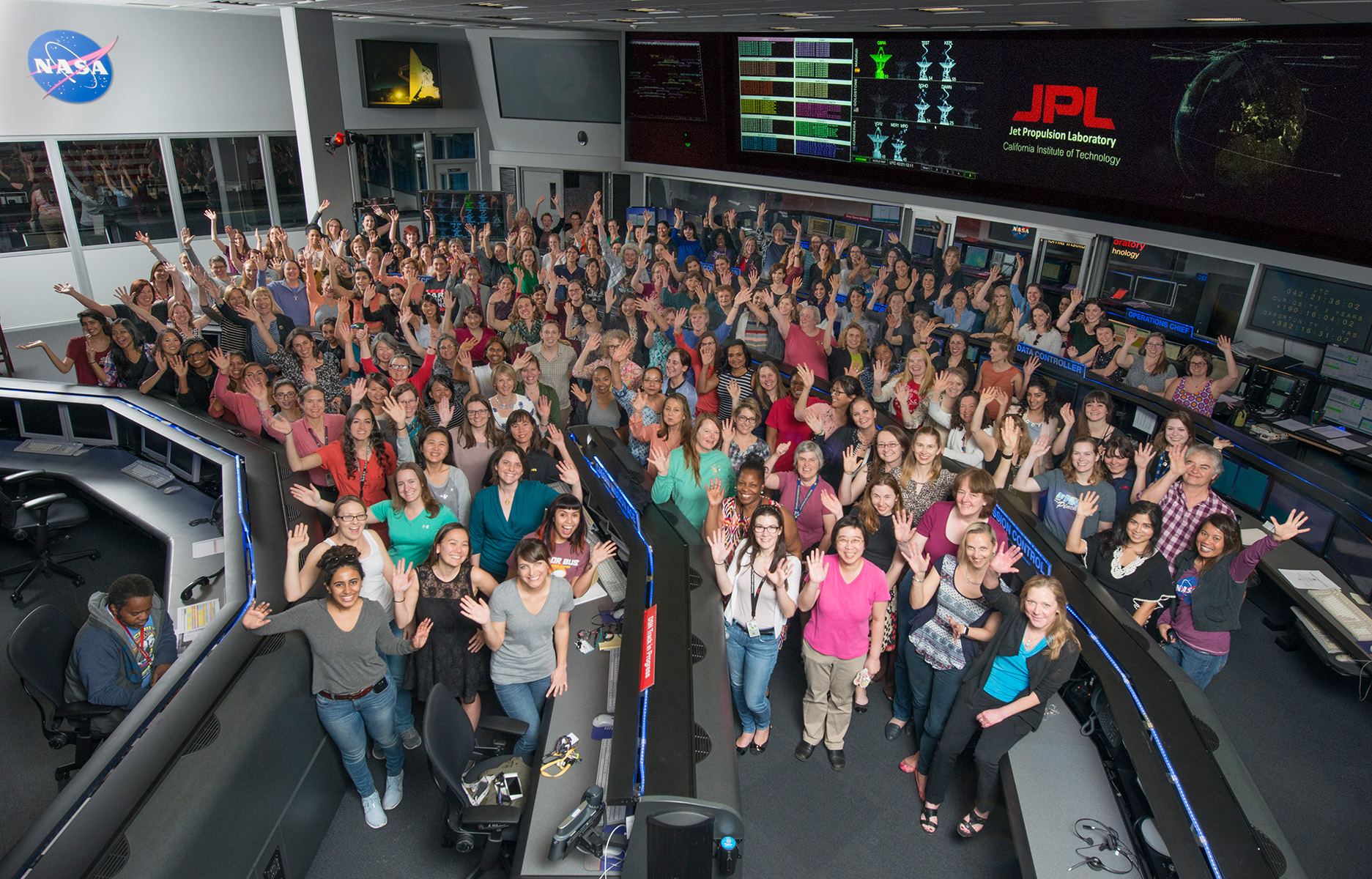 Celebrating Women in Science - Edu News | NASA/JPL Edu