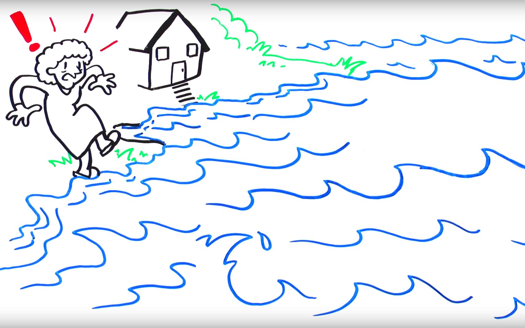 NASA's Earth Minute: Sea Level Rise Video | NASA/JPL Edu