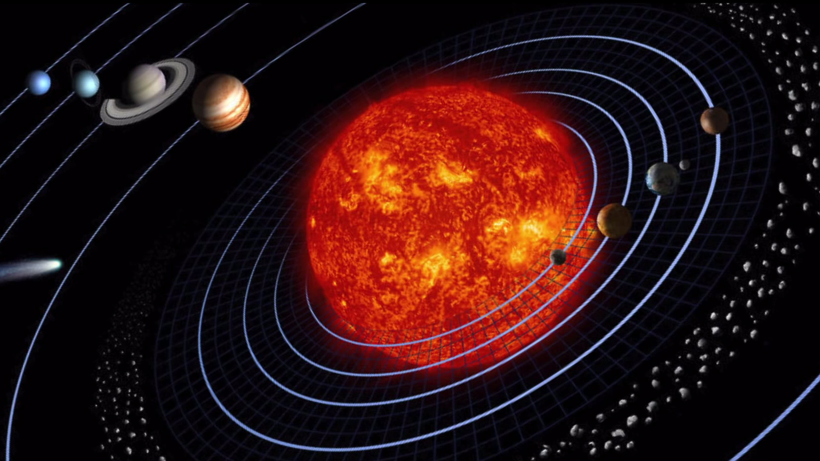 push event solar system formation - photo #9