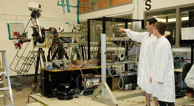 JPL Summer Interns Meet the Mentors - JPL Education - NASA ...
