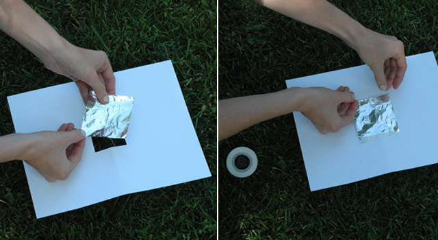 Pinhole Camera Step 2