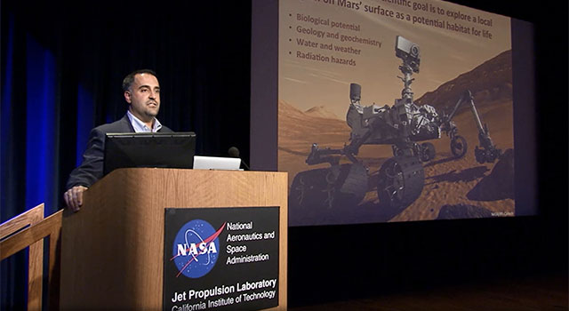 JPL Lecture Series and Talks