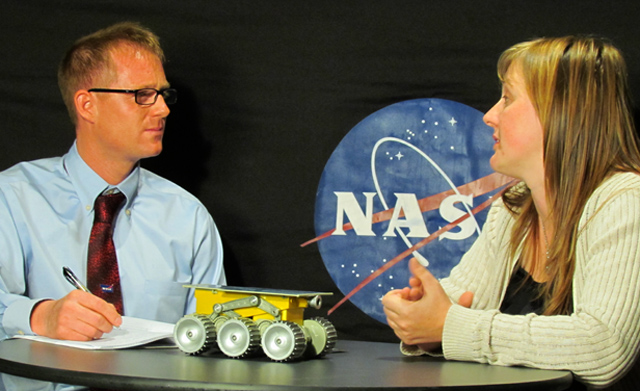 Andrew Crawford interviews JPL mechanical engineer Jaime Waydo