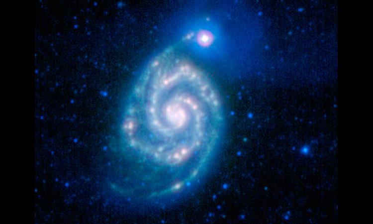 nasa whirlpool galaxy - photo #8