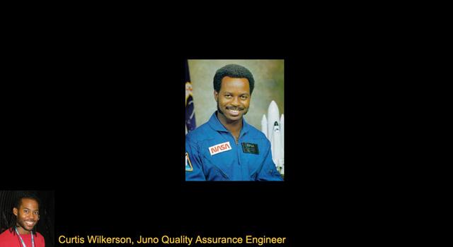 Ronald McNair, NASA Astronaut