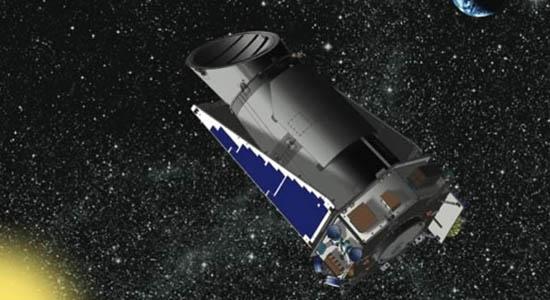 artist concept of Kepler
