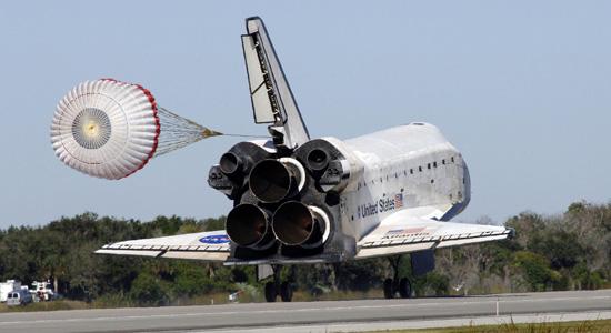 Human Space Flight in the Shuttle Era