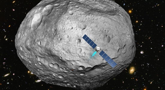 NASA's Dawn Mission to the Asteroid Belt