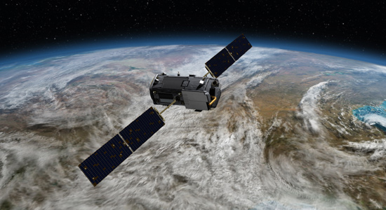 Measuring Atmospheric Carbon Dioxide from Space