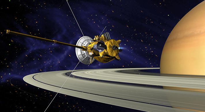 Revealing Saturn: Cassini Science Highlights and the Grand Finale
