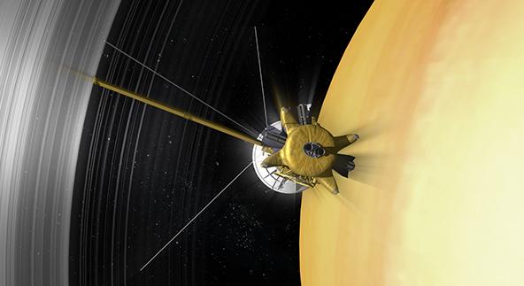 Cassini: The Grand Finale Begins