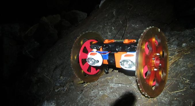Volcano Bot