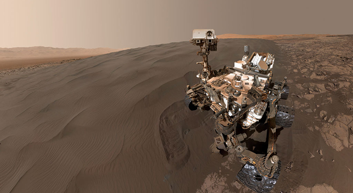 Five Years of Exploring Gale Crater