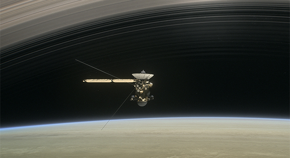 Cassini: The Grand Finale Begins