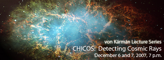 CHICOS: Detecting Ultra-High-Energy Cosmic Rays