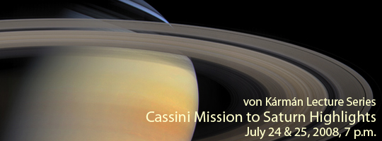 Cassini Mission to Saturn Highlights