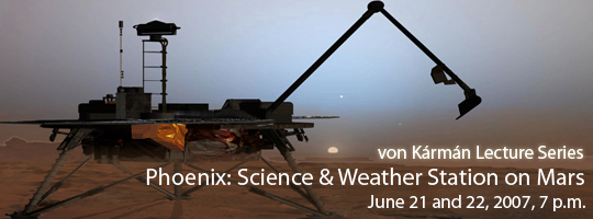 A Science and Weather Station on Mars