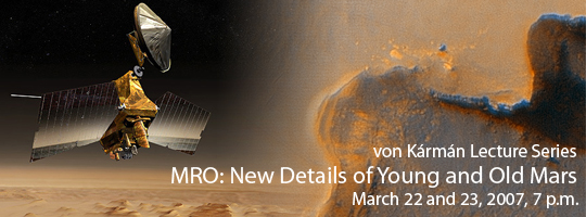 MRO: New Details of Young and Old Mars