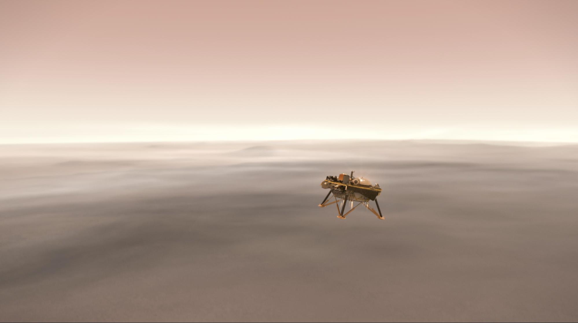 mars insight landing press kit - photo #19