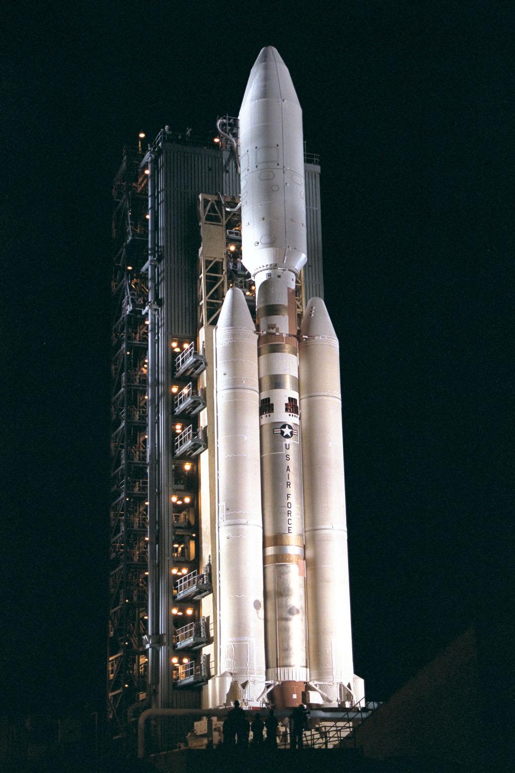 cassini probe launch - photo #7