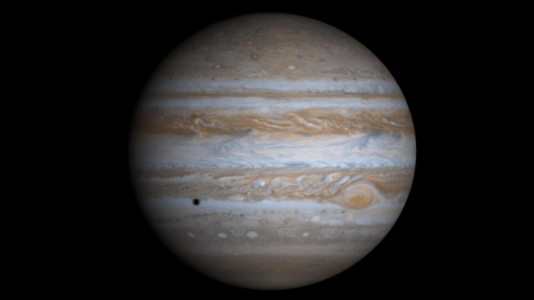 Real Pictures Of Jupiter The Planet Space Images | ...