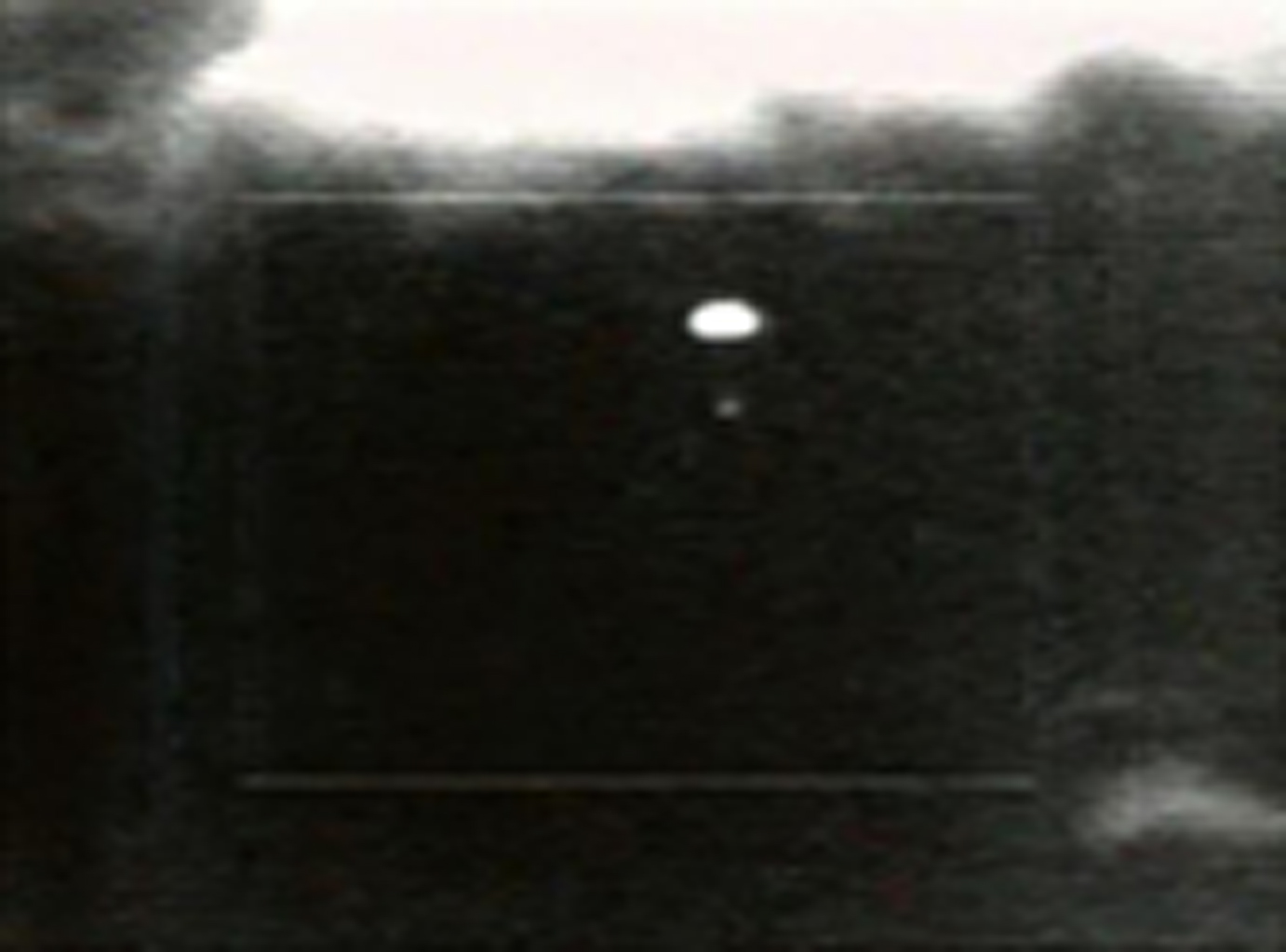 This video shows images taken through infrared range cameras during a  recovery simulation at the Utah Test and Training Range on Dec 13, 2005. Infrared cameras will track the landing.