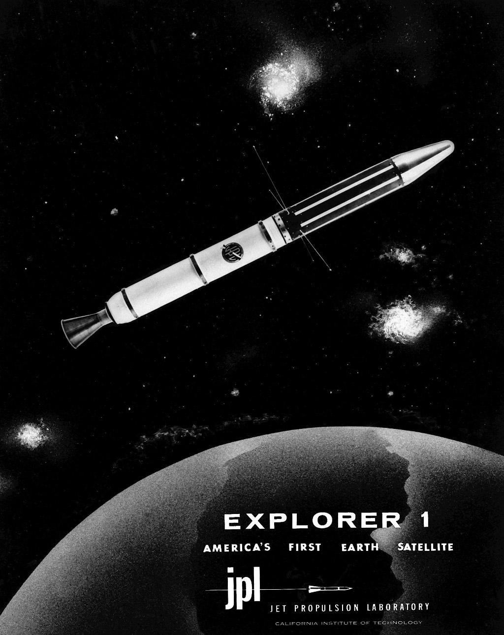 explorer 1 spacecraft - photo #6