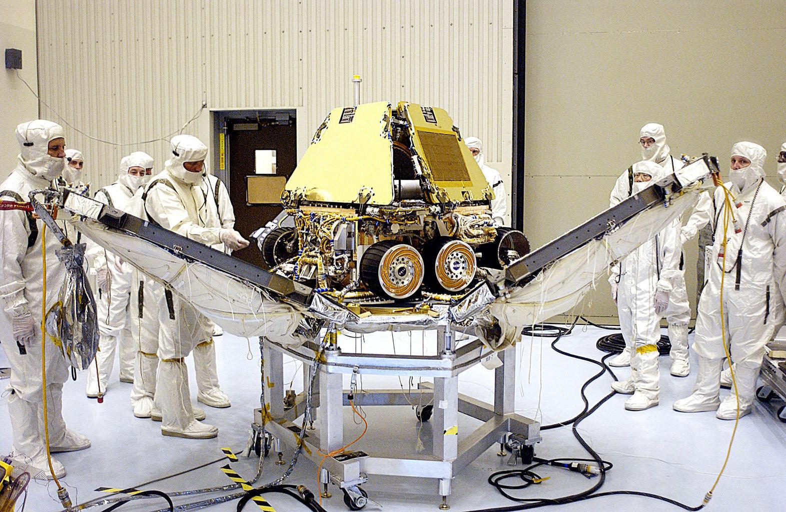 mars rover circuit - photo #7