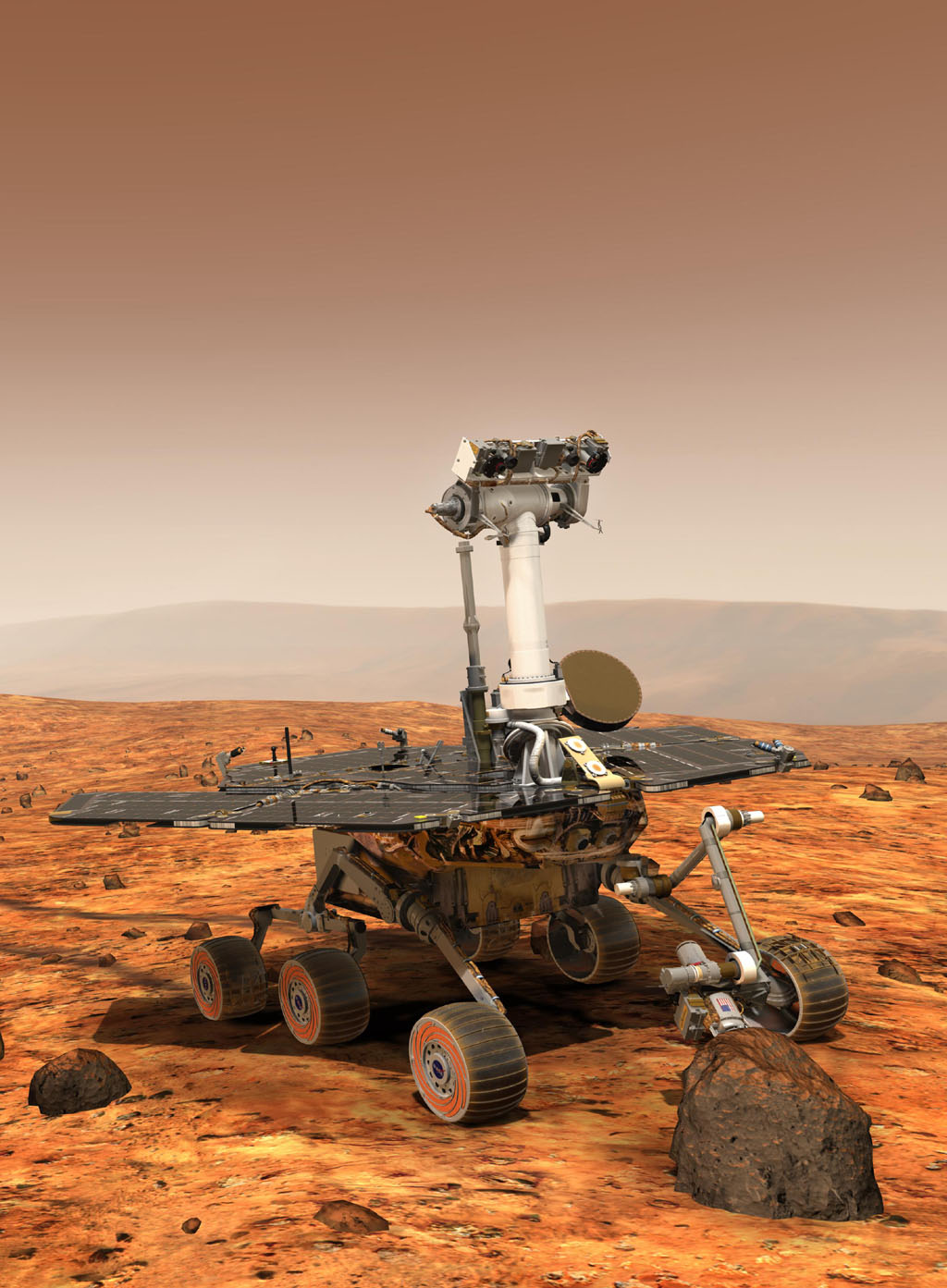 mars rover mission nasa - photo #8