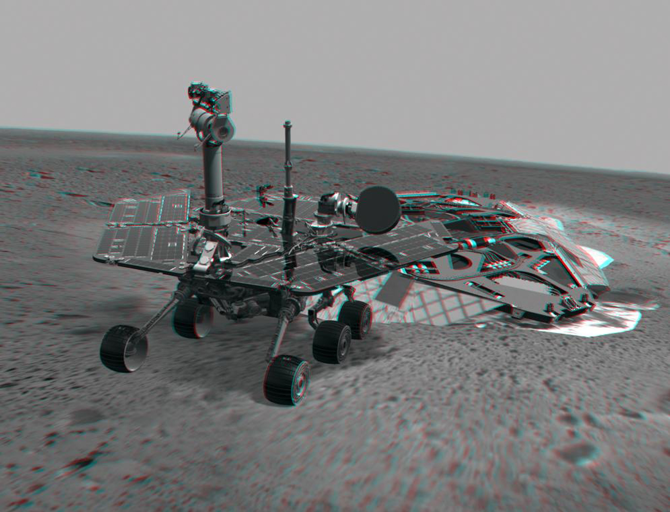 mars rover spirit - photo #24