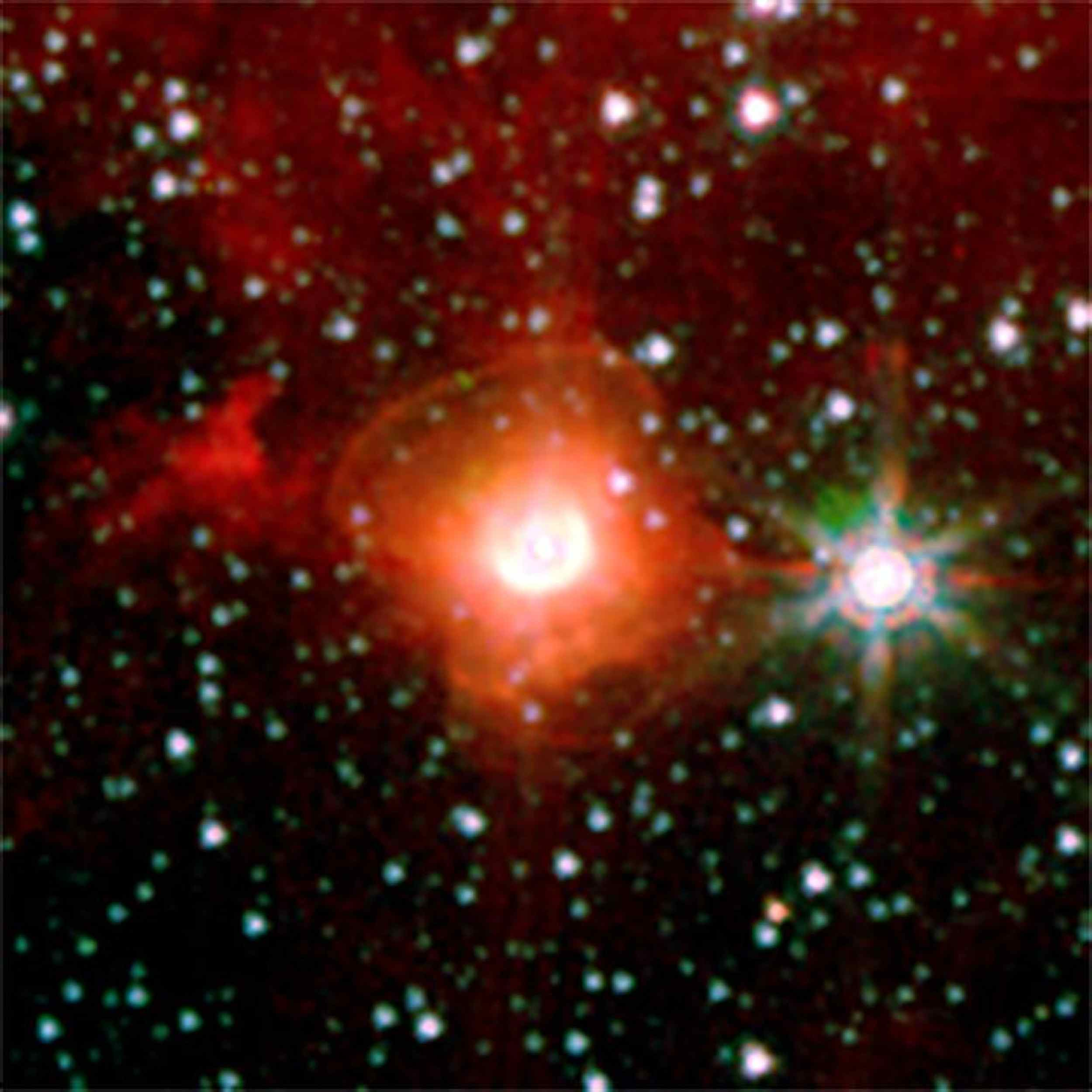 Space Images Luminous Blue Variable Destined To Be A Supernova Diagram Of The Greater Solar System Credit Nasajpl