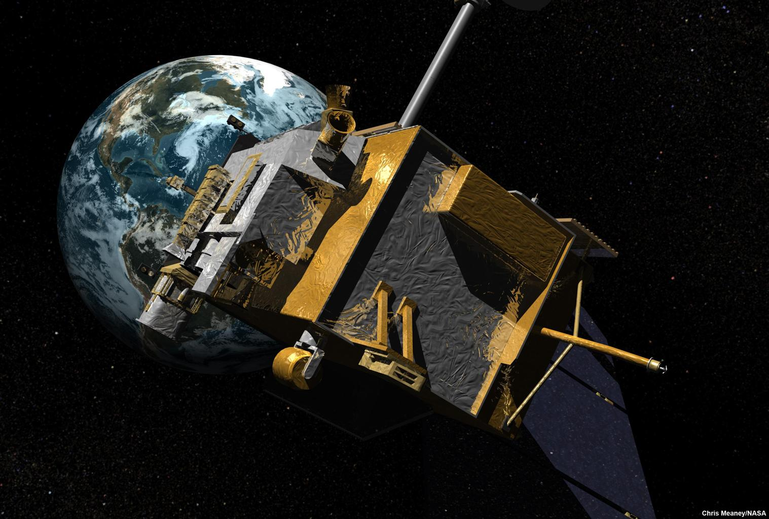 NASA is scheduled to launch the Lunar Reconnaissance Orbiter, an unmanned mission to comprehensively map the entire moon, on June 18, 2009.