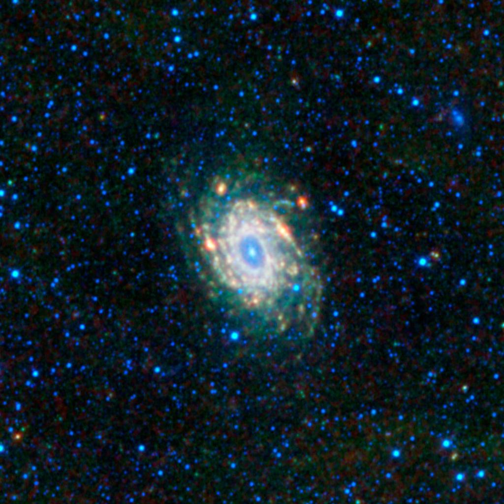 Space Images   NGC 6744 -- A S...